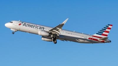 N114NN - Airbus A321-231 - American Airlines