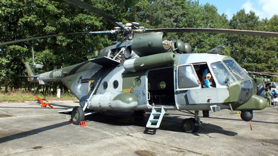 9806 - Mil Mi-171Sh Baikal - Czech Republic - Air Force