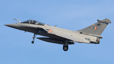 BS013 - Dassault Rafale EH - India - Air Force
