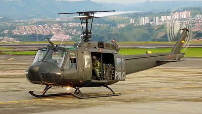 PNC-0732 - Bell UH-1H Iroquois - Colombia - National Police