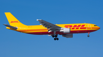 A picture of DAEAK - Airbus A300B4622R(F) - DHL - © Karsten S.