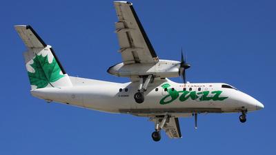 C-GONW - Bombardier Dash 8-102 - Air Ontario