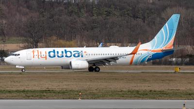 A picture of A6FEA - Boeing 7378KN - FlyDubai - © Łukasz Stawiarz
