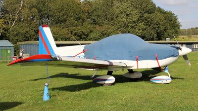 G-CDGS - Grumman American AA-5B Tiger - Private