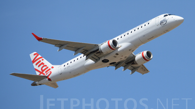 VH-ZPH - Embraer 190-100IGW - Virgin Australia Airlines