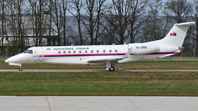 YU-SRB - Embraer ERJ-135BJ Legacy 600 - Serbia - Government