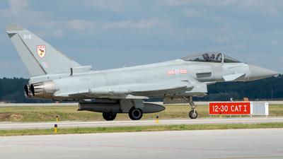 A picture of ZJ916 - Typhoon FGR4 -  - © Krisztian Hertfelder