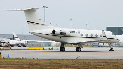 A picture of N540EA - Gulfstream II - [174] - © Luciano Silva
