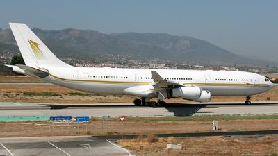 HZ-SKY1 - Airbus A340-212 - Sky Prime