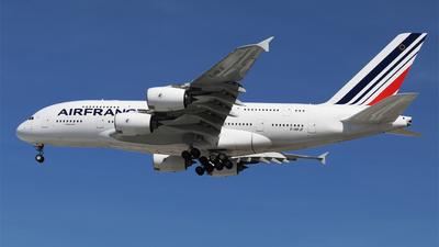 F-HPJF - Airbus A380-861 - Air France