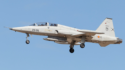 AE.9-11 - CASA SF-5B(M) Freedom Fighter - Spain - Air Force