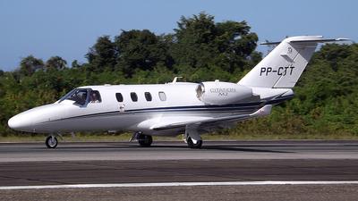 PP-CTT - Cessna 525 CitationJet M2 - Private