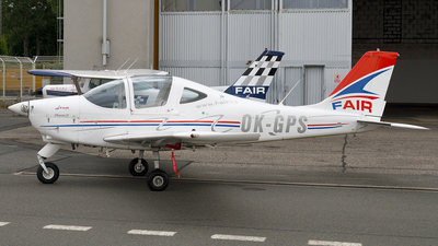 OK-GPS - Tecnam P2002JF Sierra - F Air