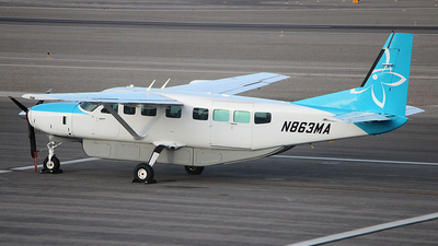 A picture of N863MA - Cessna 208B Grand Caravan - Airpac Airlines - © Joshua Ruppert