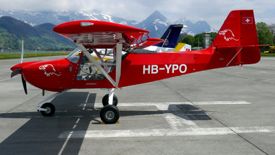 HB-YPO - Kitfox S7 Super Sport - Private