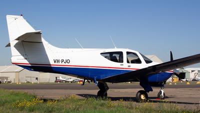 VH-PJO - Rockwell Commander 112 - Private