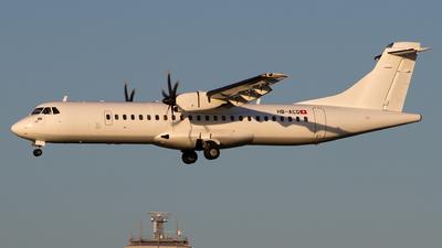 HB-ACD - ATR 72-212A(500) - Adria Airways Switzerland