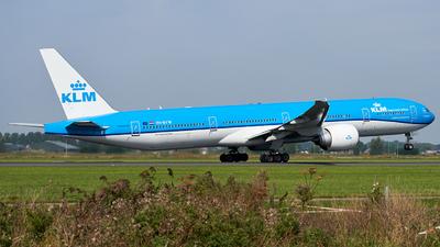 PH-BVW - Boeing 777-306ER - KLM Royal Dutch Airlines