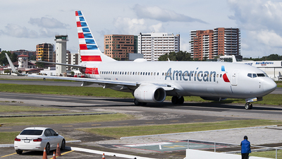 A picture of N970AN - Boeing 737823 - American Airlines - © Brian Boche