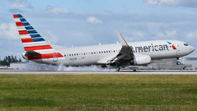 N961NN - Boeing 737-823 - American Airlines