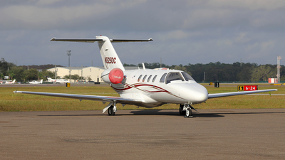N525DC - Cessna 525 CitationJet 1 - Private