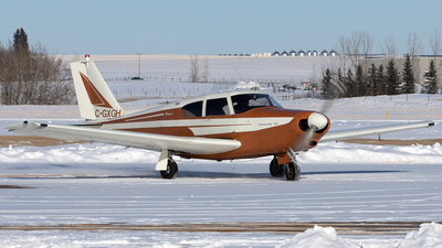 C-GXGH - Piper PA-24-250 Comanche - Private