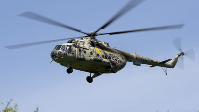 22 - Mil Mi-8 Hip - Russia - Ministry of Interior
