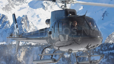 M-ACRO - Eurocopter AS 350B3 Ecureuil - Private