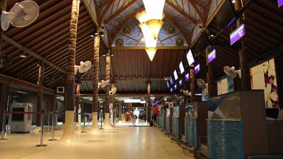 VTSM - Airport - Terminal