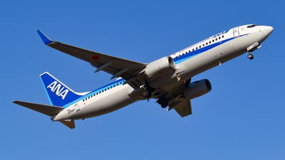 JA75AN - Boeing 737-881 - All Nippon Airways (ANA)
