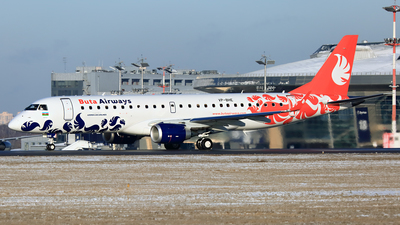 VP-BHE - Embraer 190-100IGW - Buta Airways