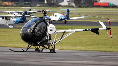VH-XAZ - Schweizer 269C-1 - Choppair Helicopters