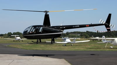 D-HSPR - Robinson R44 Clipper II - Private