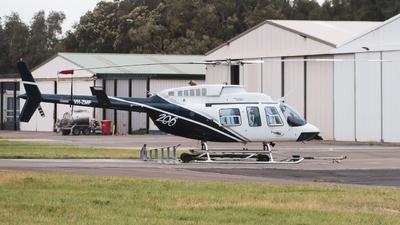 A picture of VHZMF - Bell 206L1 LongRanger II - [45285] - © luke.priestley