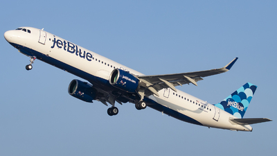 N2027J - Airbus A321-271NX - jetBlue Airways