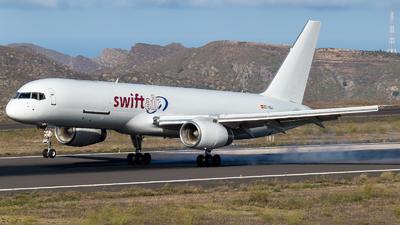 EC-NQJ - Boeing 757-23A(PF) - Swiftair