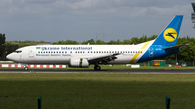 UR-GAO - Boeing 737-4Z9 - Ukraine International Airlines