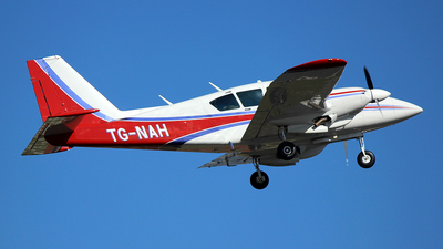 TG-NAH - Piper PA-23-250 Aztec F - Private