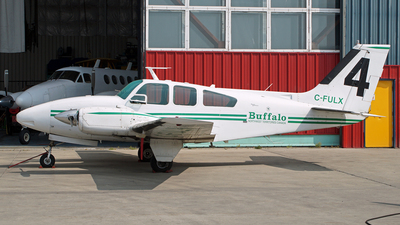 C-FULX - Beechcraft 95-C55 Baron - Buffalo Airways