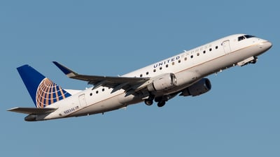 A picture of N88346 - Embraer E175LR - United Airlines - © Positive Rate Photography