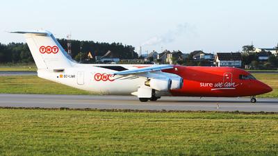 EC-MLR - Gulfstream G650 - TAG Aviation