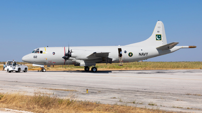 82 - Lockheed P-3C Orion - Pakistan - Navy