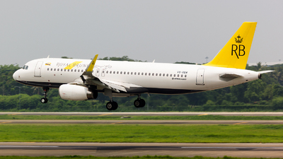 A picture of V8RBW - Airbus A320232 - Royal Brunei Airlines - © Arvin Lienardi