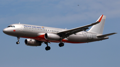 VN-A565 - Airbus A320-232 - Pacific Airlines
