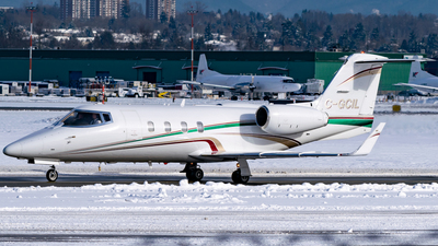 C-GCIL - Bombardier Learjet 55 - Sunwest Aviation