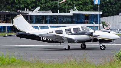 TG-ARQ - Piper PA-34-200 Seneca - Private