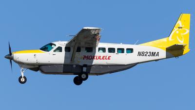 N823MA - Cessna 208B Grand Caravan EX - Mokulele Airlines