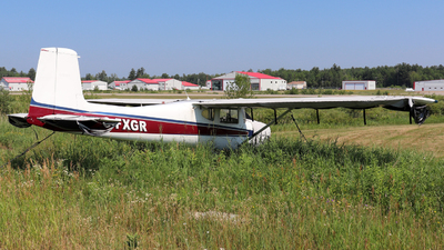 C-FXGR - Cessna 150 - Private