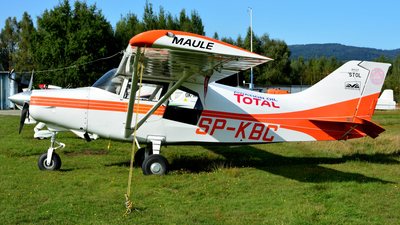 SP-KBC - Maule MX-7-180 - Private
