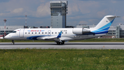 VQ-BSB - Bombardier CRJ-200ER - Yamal Airlines